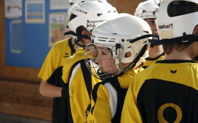 U13-Junioren beim Turnier in Weil im Einsatz
