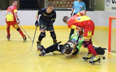 U20-Junioren hatten gegen Wimmis das Nachsehen