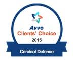 Avvo Client Choice 2015