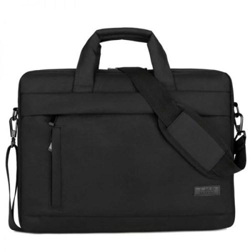 Laptop Tasche Umhängetaschen Schultertaschen Schwarz