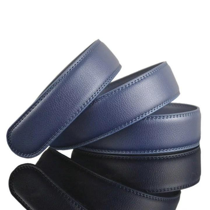 Gürtelband Automatikgürtel Blau