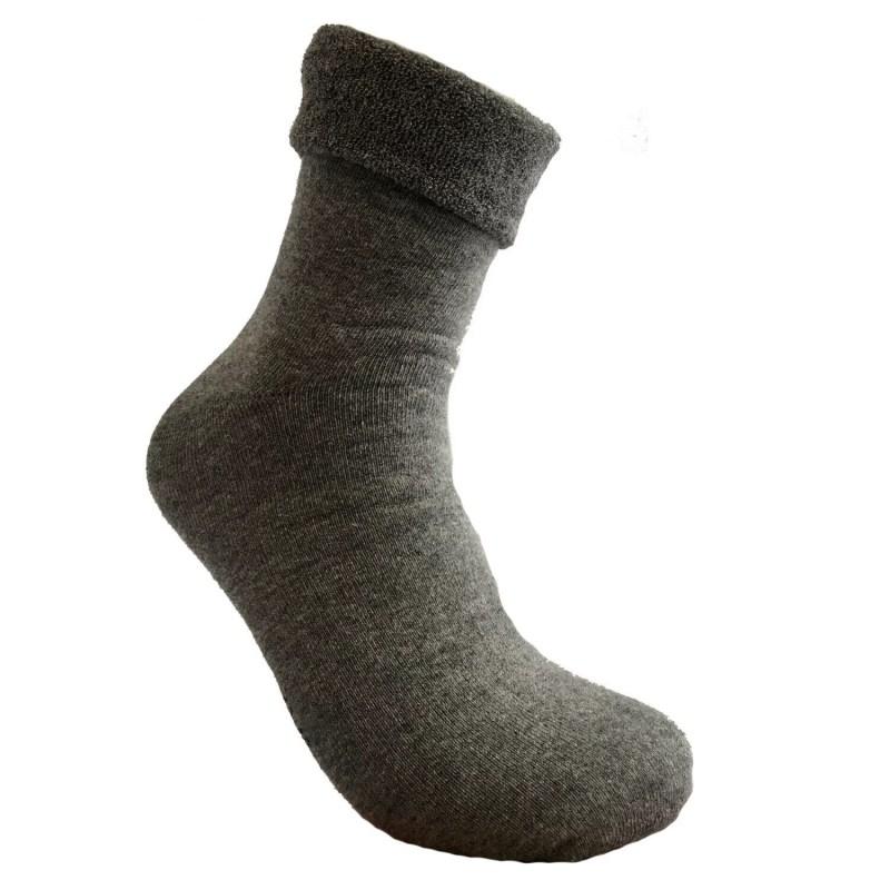 Thermosocken extra Innenfrottee dicke Winter Strümpfe Socken