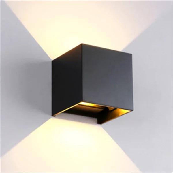 Wandlampe wandleuchte up and down light