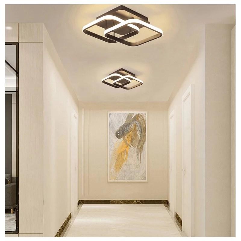 LED Deckenlampe Deckenleuchte Modern Design warmweiß