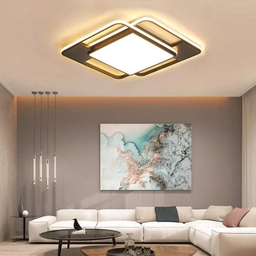 Deckenlampe Deckenleuchte moderne Lampe SE-C1438-40BK