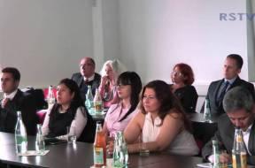 Weiterbildungsmaßnahme an der Hochschule Bonn-Rhein-Sieg in Sankt Augustin feierlich abgeschlossen