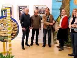 Bilderbuchmuseum Ausstellung Alice 2017 (11)