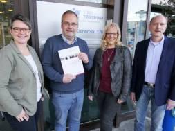 Sozialamt Projekt Bürgerengagement