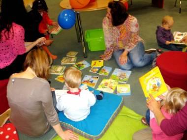 Bibliothek Büchermäuse