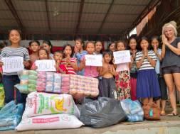 Spenden für einen guten Zweck-Ramona Glogowski in Kambodscha