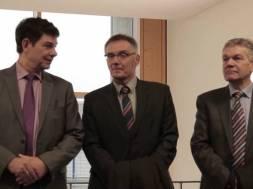 Feierliche Einweihung der Neubauten der Hochschule Bonn-Rhein-Sieg