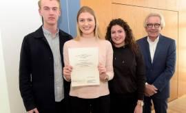 Europaschule Kurzfilmpreis Europa 2018 Foto W.Meyer
