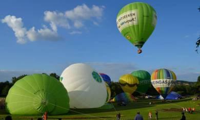 Skytours Ballooning GmbH Ballonstart 1