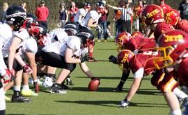 JuniorJets vs Düsseldorf Panther