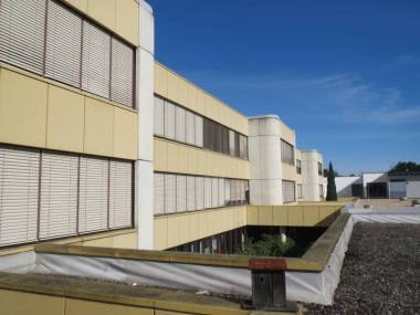 Gesamtschule Europaschule Sanierung 2018
