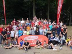 LeichtathletikTag in Köln am 12.7.2018 (1) Foto Kreissparkasse Köln