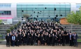 IUBH Graduierung Oktober 2018