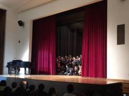 Ein Konzert für Viertklässler im Gymnasium Siegburg Alleestraße