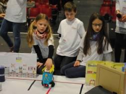Roboterwettbewerb Team Siegtal