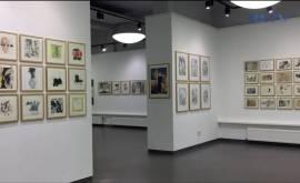Umfangreiche Zeichnungen-Sammlung im Kunsthaus Troisdorf