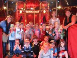 Besuch Zirkus Roncalli