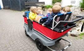 Kita Markusstraße Kinderbus Turtle