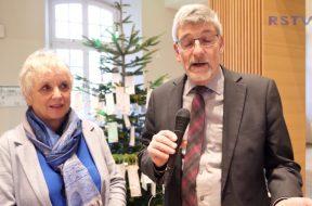 """""""Ein ganz besonderer Weihnachtsbaum voller Wünsche"""""""