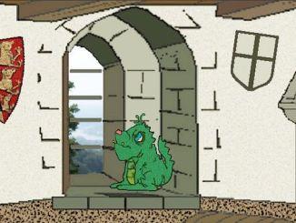Siefnir, an der Wand Ottos Wappen