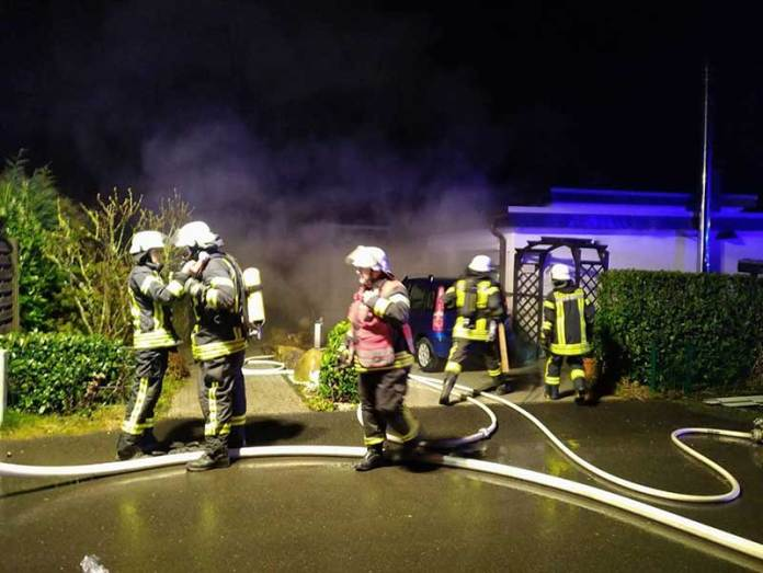 Brand Himberger See