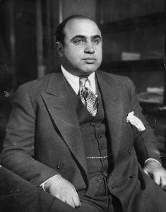 Rh Negative Celebrities Al-Capone