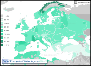 The mystery of Haplogroup V (mtDNA) Haplogroup-v-mtdna