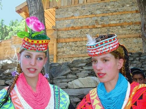 Rh Negative Tribes: The Kalash People of Pakistan The-Kalash-People-of-Pakistan