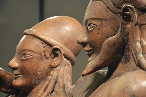 Ancient Rh Negative Tribes: The Etruscans Et