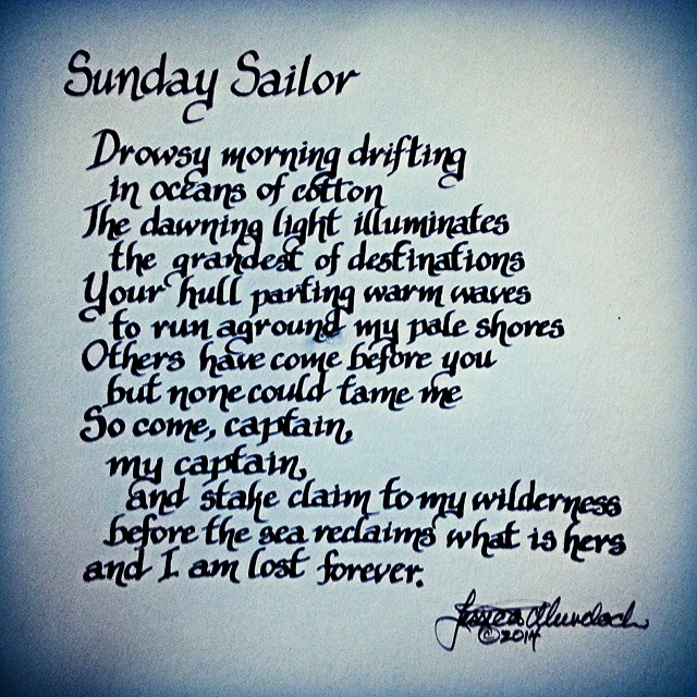 Sunday Sailor