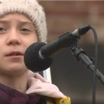 Greta Thunberg's speech at UK climate strike
