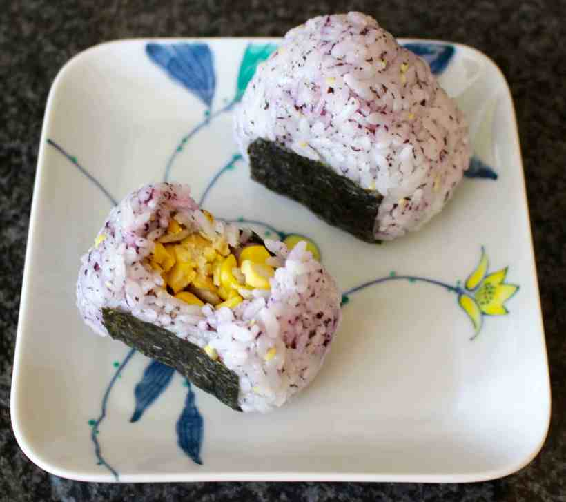 Onigiri Tuna Filling Recipe | Treeofflife org