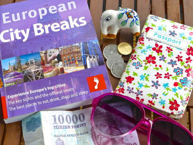 European Travelling Bucket List