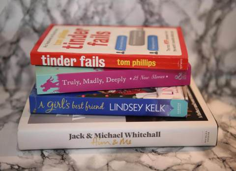 April books