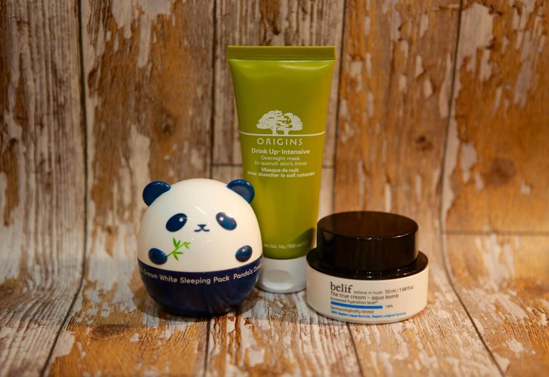 Three Life Saving Skin Hydrating Products