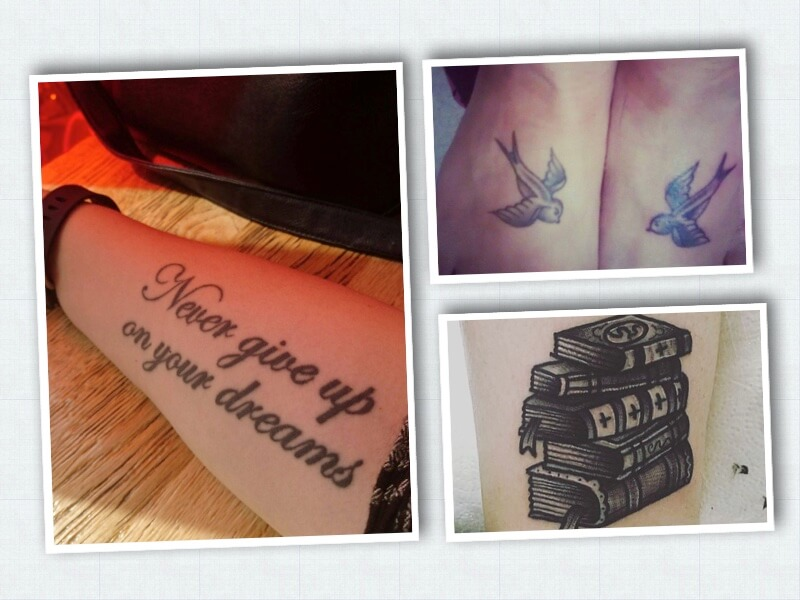 Why Tattoos Are A Massive Part Of My Life