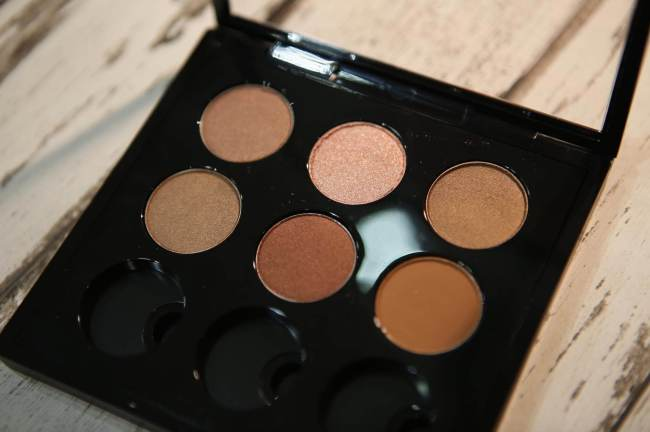 Mac Customisable Palette