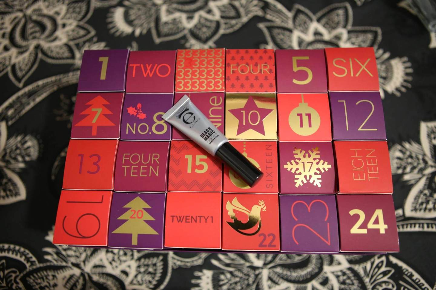 Making My Own Beauty Advent Calendar