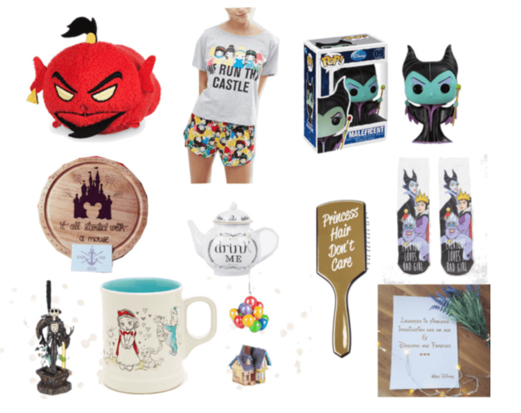 Christmas Gift Guide For A Disney Lover