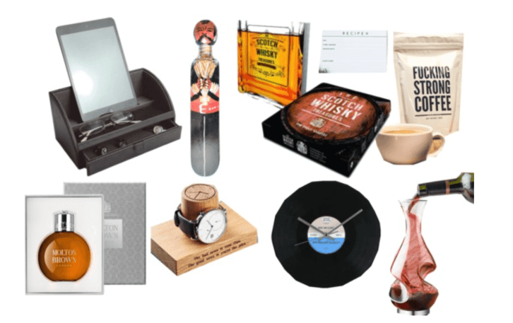Dads' Gift Guide
