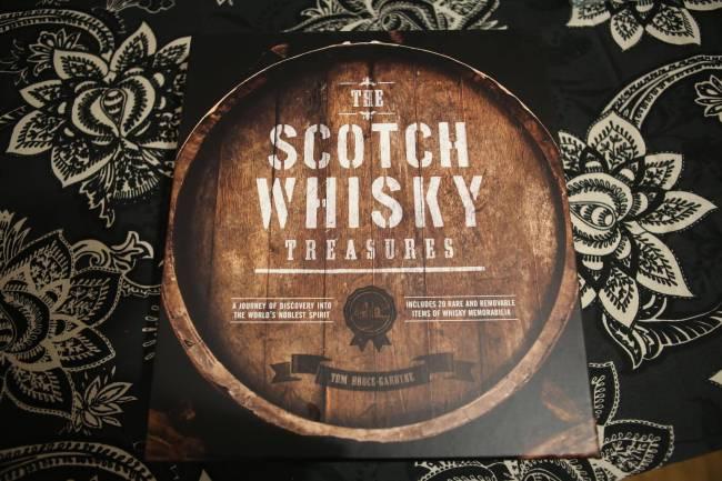 Xmas Whisky Book