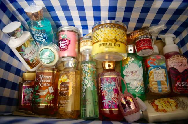 Bath and Bodyworks