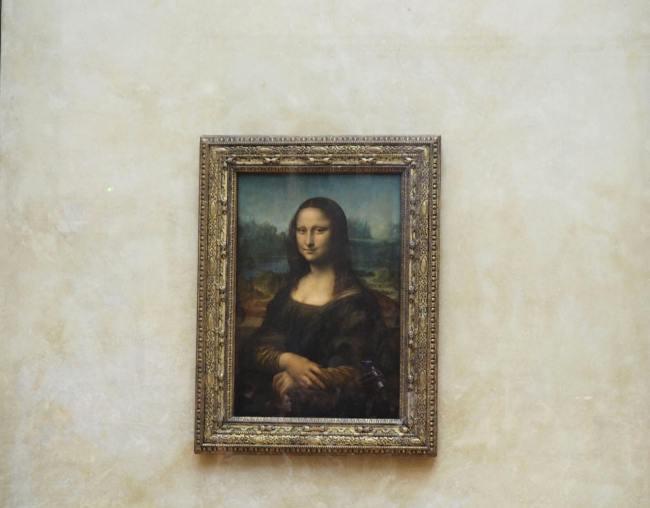 Paris Mona Lisa