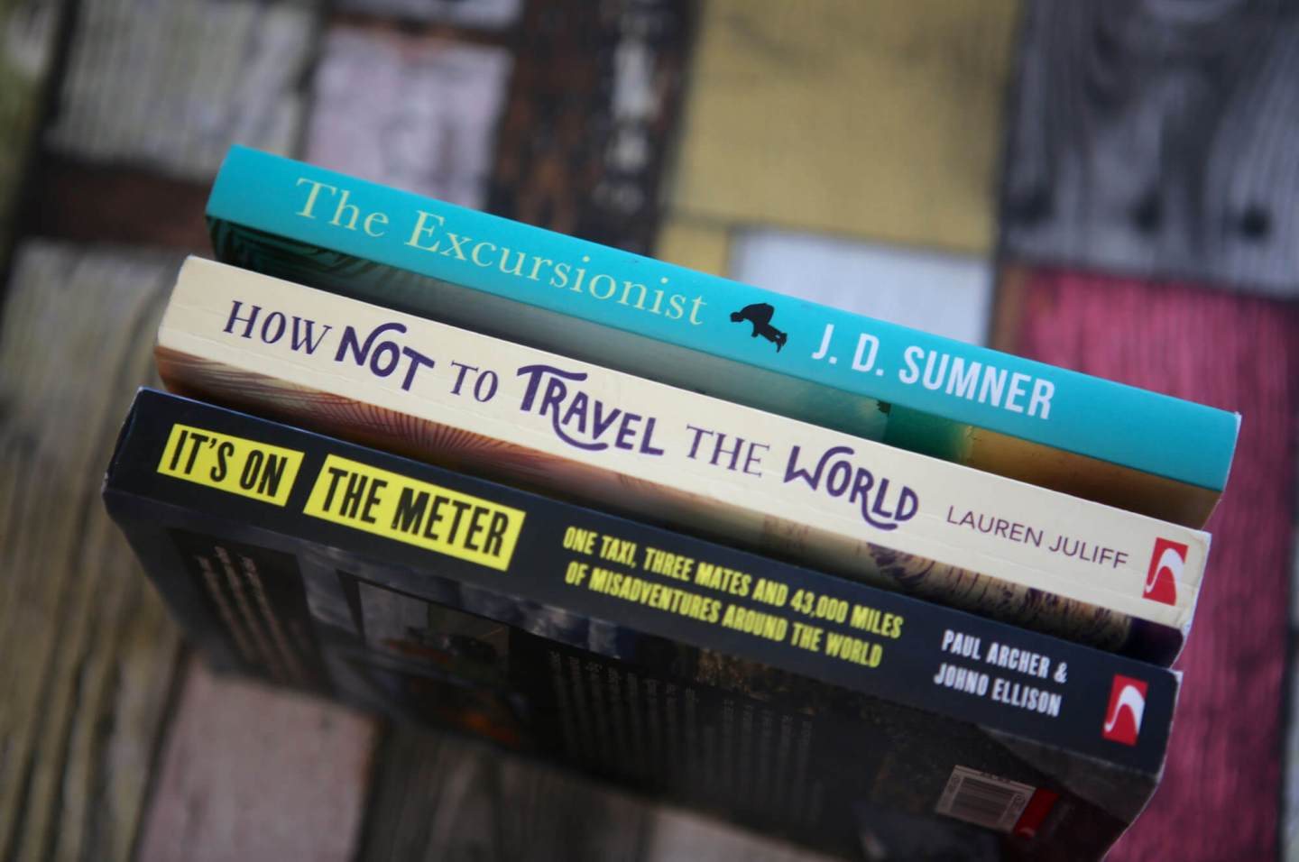 Three Of The Best Travel Inspired Books To Get You Through Holiday Season