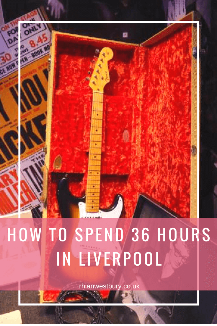 Are you off to Liverpool for the a few days? How To Spend 36 Hours In Liverpool