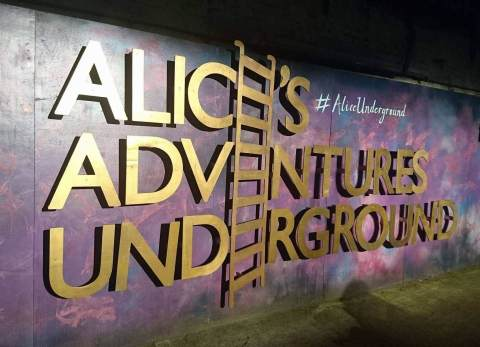 alices adventures underground